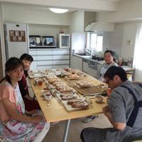 研究科クラス   硬水、軟水で作るフランスパンの違いを学ぶ! - 上尾市のてごねパン教室 「plaisir 」プレジール  *さいたま・駅近・高崎線沿線*