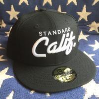 スタンダード・カリフォルニア×NEW ERA 新作59FIFTY - BEATNIKオーナーの洋服や音楽の毎日更新ブログ