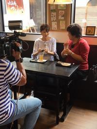 テレビ東京「なないろ日和」にて『ひやしあめ』が紹介 - はんなりかふぇ・京の飴工房 「憩和井(iwai)  八坂店」Cafe iwai Yasaka and Kyoto_Candy Shop
