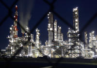ゴールデンウィークの鹿島-1 - 光る工場地帯-INDUSTRIAL AREA
