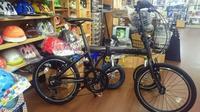 折り畳みでおすすめなシルヴァ! - 滝川自転車店