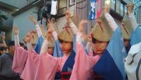 高円寺 阿波おどり - 子ども空手×杉並 六石門 らいらいブログ