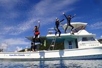 飛び込むぞー!!!大島海峡ダイビング瀬戸内町 - 奄美大島 ダイビングライフ    ☆アクアダイブコホロ☆