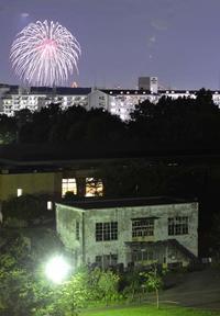 戦後72年・日立航空機立川工場変電所跡 - 萩原義弘のすかぶら写真日記