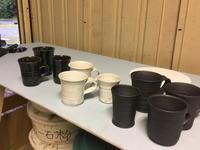 窯出し - 週末陶芸家 フジサキウサジ