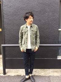MA-1に続く、人気のミリタリージャケット! - AUD-BLOG:メンズファッションブランド【Audience】を展開するアパレルメーカーのブログ