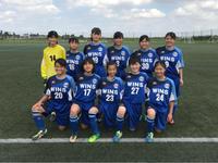 県女子サッカーリーグ 2部リーグ第5節 - 横浜ウインズ U15・レディース