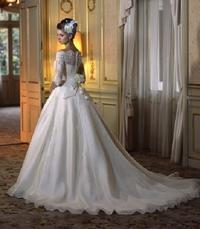 二の腕や背中が着になる花嫁様へ - ブライダルギャラリー福茂のブログ