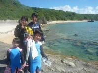 のんびり気分で ~八重瀬町玻名城海岸シュノーケリング~ - 沖縄本島最南端・糸満の水中世界をご案内!「海の遊び処 なかゆくい」