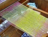袋織り、昼夜織り、絣 - テキスタイルスタジオ淑blog
