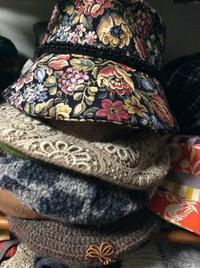 糠漬け - 帽子工房 布布