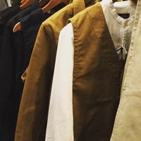 [8月30日(水):店舗定休日のお知らせ] - AUD-BLOG:メンズファッションブランド【Audience】を展開するアパレルメーカーのブログ