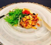 9月レッスン メニュー・秋のビストロ風薬膳フレンチ♪ - 大阪薬膳 Jackie's Table  おもてなし料理教室