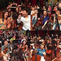 マレーシアのコンサートマスター体験! - 小澤真智子の旅するヴァイオリン