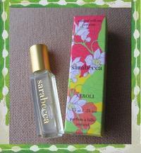 sarabecca ::: Natural Perfume Roll-On(Neroli) - minca's sweet little things