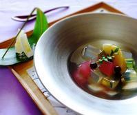 涼菓食べおさめ - 神戸・芦屋発 お茶とお菓子とテーブルコーディネート