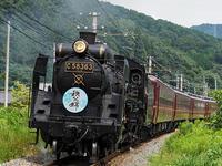 SL運行30周年記念 秩父錦号 - 風任せ自由人
