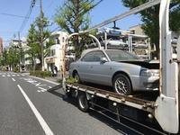 江戸川区から車検の切れた故障車をレッカー車で歯医者の出張引き取りしました。 - 廃車戦隊引き取りレンジャー