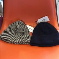 """""""ROTOTO/ロトト""""STRIPED INDIGO COTTON BEANIE MADE IN JAPAN - PENNEY'S ペニーズ 熊本 アメカジ『PENNEY'S/ペニーズ』 セレクトショップ 古着 ブログ"""