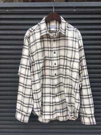 CHECK NELL SHIRT - WEEDS STAFF blog