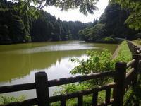 暑い日の最後となるかな / 稲刈り3日前 - 千葉県いすみ環境と文化のさとセンター