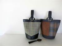 ブリティッシュトラッド風味のハンドバッグ - 作作堂の、こんなのあったら