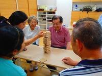 8月23日 脳いきいき教室 - だんだんの樹