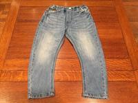 "ARCH&LINE""DENIM 5PK BANANA PANTS""【AL712426】 - LOB SHOP"