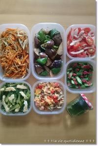 今週の常備菜☆大葉の保存方法と王子の指さし離乳食。 - 素敵な日々ログ+ la vie quotidienne +