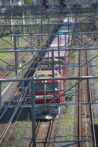 藤田八束の鉄道写真@貨物列車の写真、金太郎、桃太郎等とっても素敵な写真紹介 - 藤田八束の日記