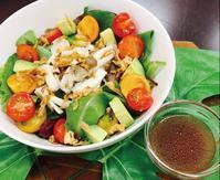 夏の疲れをリセット&冬への準備!美肌温冷サラダ - エミュアールスタッフブログ