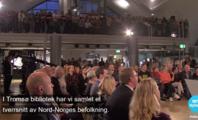 決闘の場はトロムソ図書館(ノルウェー) - FEM-NEWS
