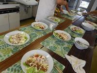 熟年男の料理教室イタリアンレッスン - 海辺のイタリアンカフェ  (イタリア料理教室 B-カフェ)