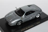 1/64 GRANI&PARTNERS Ferrari F355 Berlinetta 1994 - 1/87 SCHUCO & 1/64 KYOSHO ミニカーコレクション byまさーる