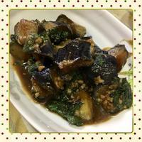 茄子と大葉の味噌煮(レシピ付) - kajuの■今日のお料理・簡単レシピ■