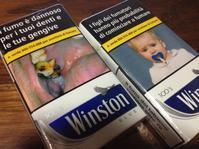 イタリアのタバコ値上げ事情 - フィレンツェのガイド なぎさの便り