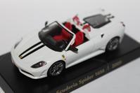 1/64 GRANI&PARTNERS Ferrari Scuderia Spider 16M 2009 - 1/87 SCHUCO & 1/64 KYOSHO ミニカーコレクション byまさーる