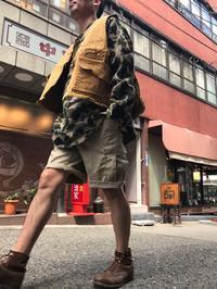 襟がないから新鮮です! (T.W.神戸店) - magnets vintage clothing コダワリがある大人の為に。