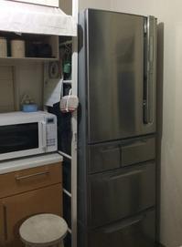 新しい冷蔵庫と、断捨離 - *Smile Handmade* ~スマイルハンドメイドのブログ~