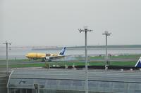 HND - 212 - fun time (飛行機と空)