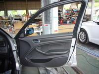 BMW318i E46運転席パワーウインド修理 - 掛川・中央自動車