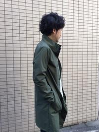 秋の新作コートが入荷致しました! - AUD-BLOG:メンズファッションブランド【Audience】を展開するアパレルメーカーのブログ