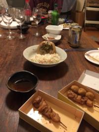 家飲み - 庶民のショボい食卓