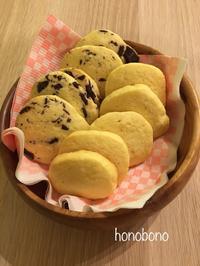 酵母を使ったチョコチップクッキー - 天然酵母パン教室  ほーのぼーの
