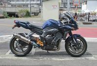 S崎サン号 FZ-1のタイヤ・パッド・チェーン・スプロケット交換でのメンテ・・・(^^♪ - バイクパーツ買取・販売&バイクバッテリーのフロントロウ!