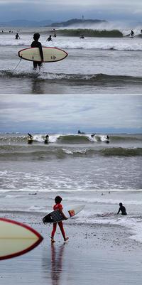 2017/09/02(SAT) 雨が止んだ海辺行って見た.......。 - SURF RESEARCH