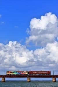 あかまつ号おもちゃ列車 - 今日も丹後鉄道