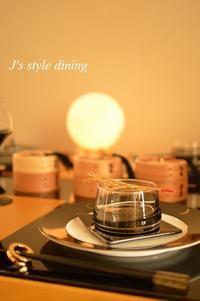 キャンセルのお知らせ! - J's style dining