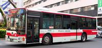 羽田京急バス QKG-MP38FM - 研究所第二車庫