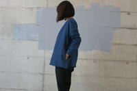 第3961回 Brushed denim Jacket。 - NEEDLE&THREAD Meji / NO.2
